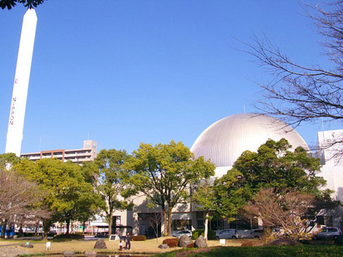 Miyazaki Science Center, Miyazaki, Kyushu, Japan