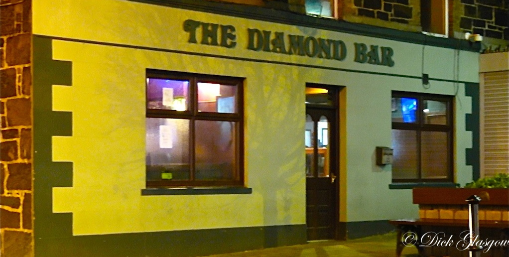 The Diamond Bar Session