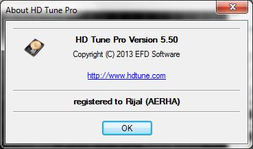 HD Tune Pro 5.50 Full Serial   MASTERkreatif