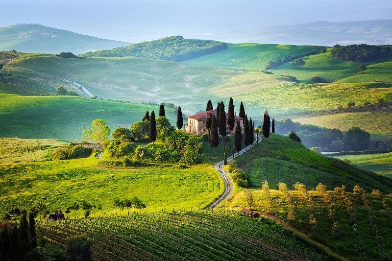 стихи об италии