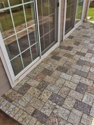 Delicieux A Granite Paver Patio Is A Beautiful Addition To Any Home. While Concrete  Is One Of The Most Common Materials Used For Patios, It Isnu0027t The Best For  ...