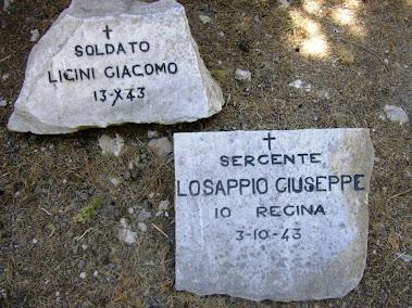 Katolik Kilisesi'nde İtalyan Mezar Taşları