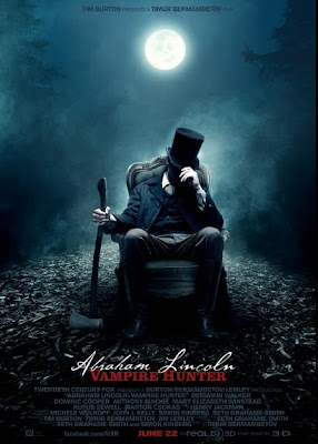 Abraham Lincoln: Vampire Hunter in 3D