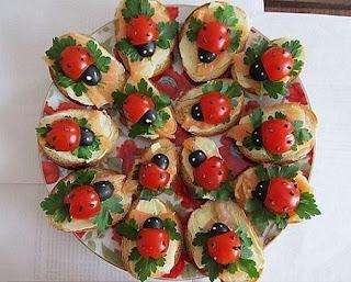Cómo Presentar el Tomate en Fiestas Infantiles