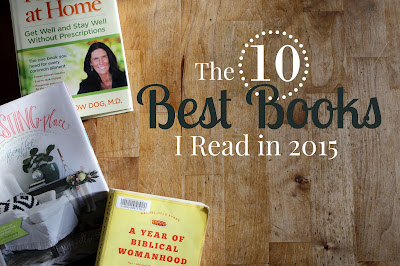 The 10 Best Books I Read in 2015