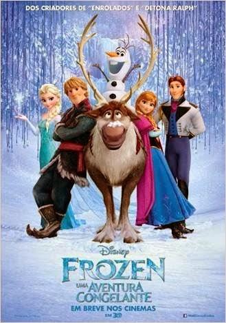Baixar Frozen: Uma Aventura Congelante – Torrent