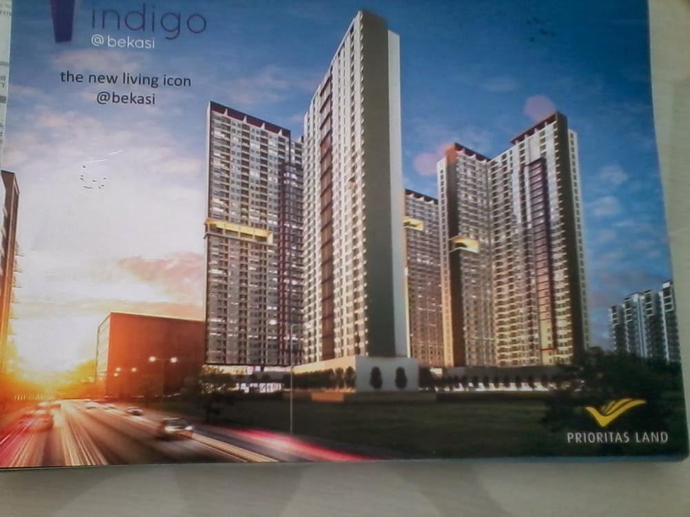 Apartemen Indigo Bekasi