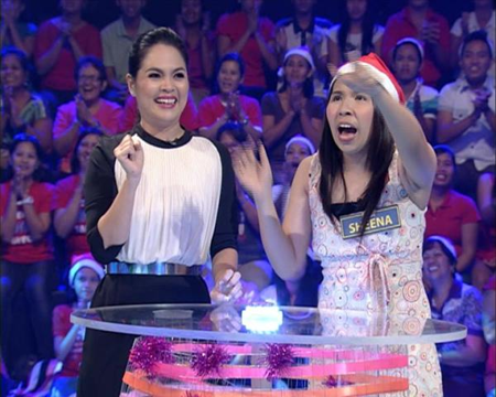 Judy Ann Santos Receives Back-to-Back Victories