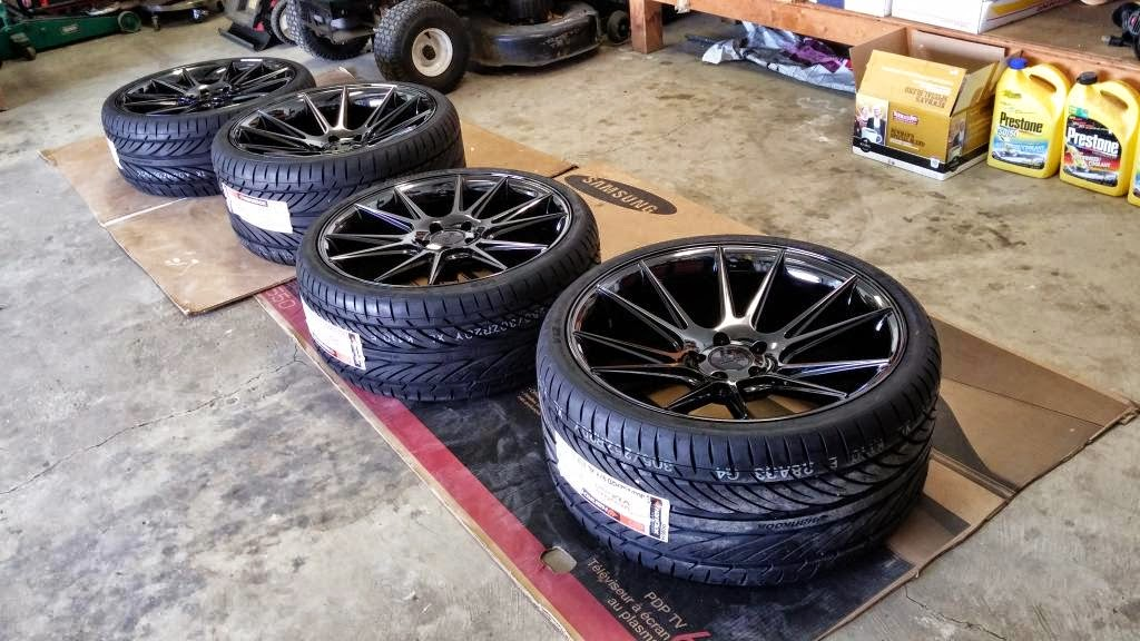 niche wheels