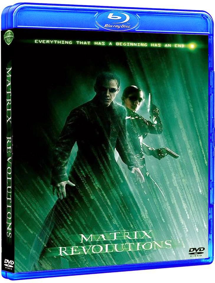 Matrix Revolutions (2003) BluRay 1080p Dual Áudio