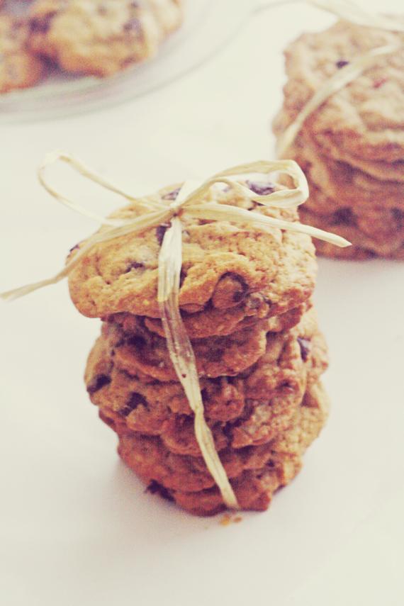 Urban Legend Chocolate Chip Cookies (recipe here ).