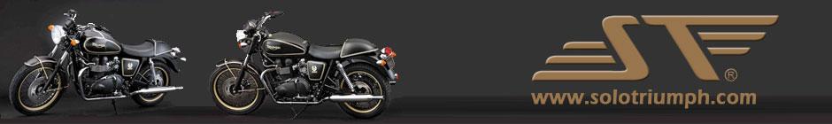 Triumph Parts and accessories - SoloTriumph