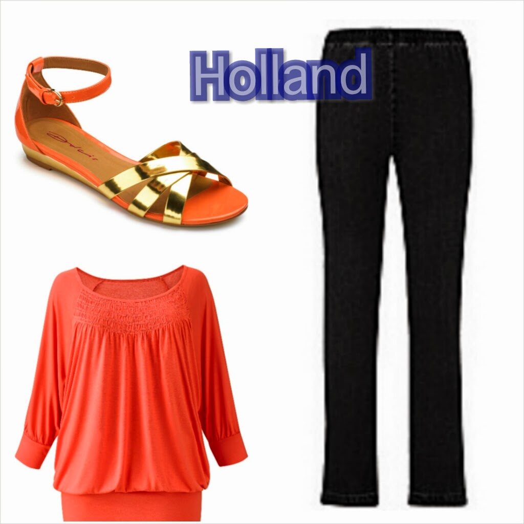 carsonsmummy review, football inspired outfit, holland, netherlands, go dutch