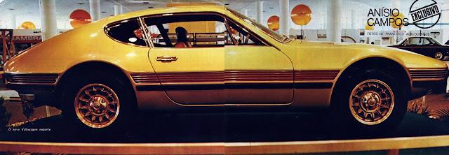 Protótipo Volkswagen SP2