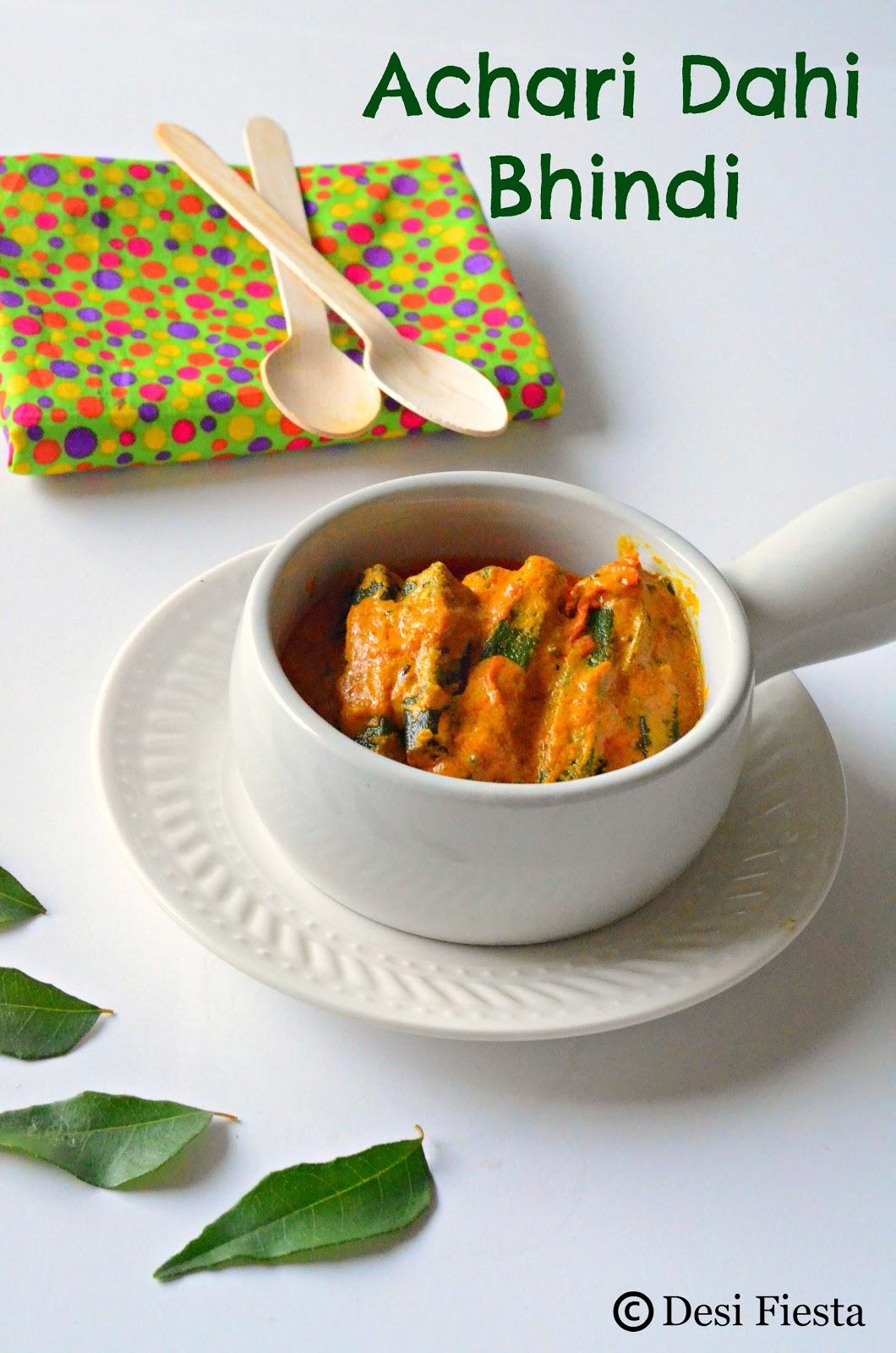 Bhindi Ki sabzi