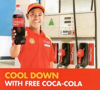 shell coca-cola