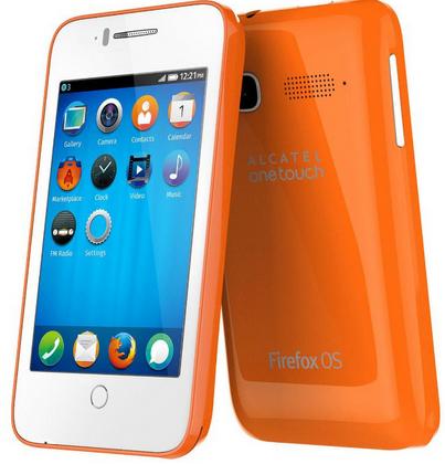 ZTE Open C 4-Inch Firefox Smartphone