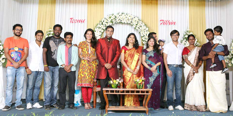 Idea Star Singers The Wedding Of Teenu Tellance