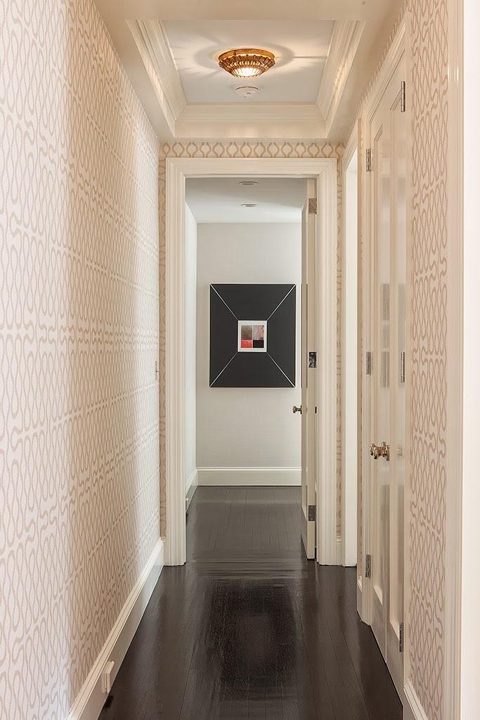 Moντέρνο διαμέρισμα στη Νέα Υόρκη-διαδρομος