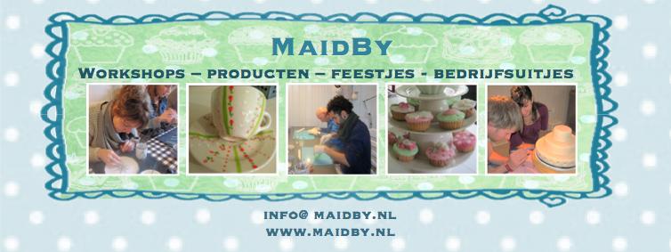 logo Maidby