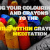 "CRAYOLA: Most of us are conditioned out of our creativity early when we were taught that if we could not make ""good art"""