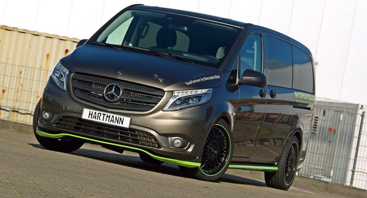Carscoops Mercedes V Class Posts