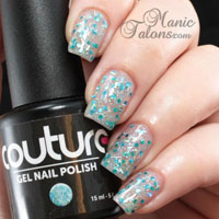 Couture Gel Polish Drama Queen Swatch