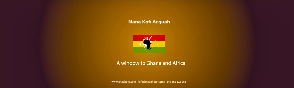 Nana Kofi Acquah's blog
