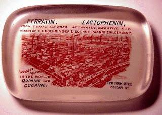 Drogas dos nossos antepassados