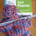 Yarn along - Bad Pharma and Folksong scarf!