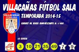 CARNET SOCIO TEMPORADA 14-15