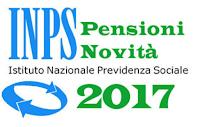 Novità Pensioni 2016