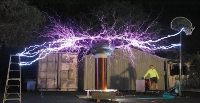 Ιάπωνες κατάφεραν να μεταφέρουν ηλεκτρικό ρεύμα μέσω… αέρος