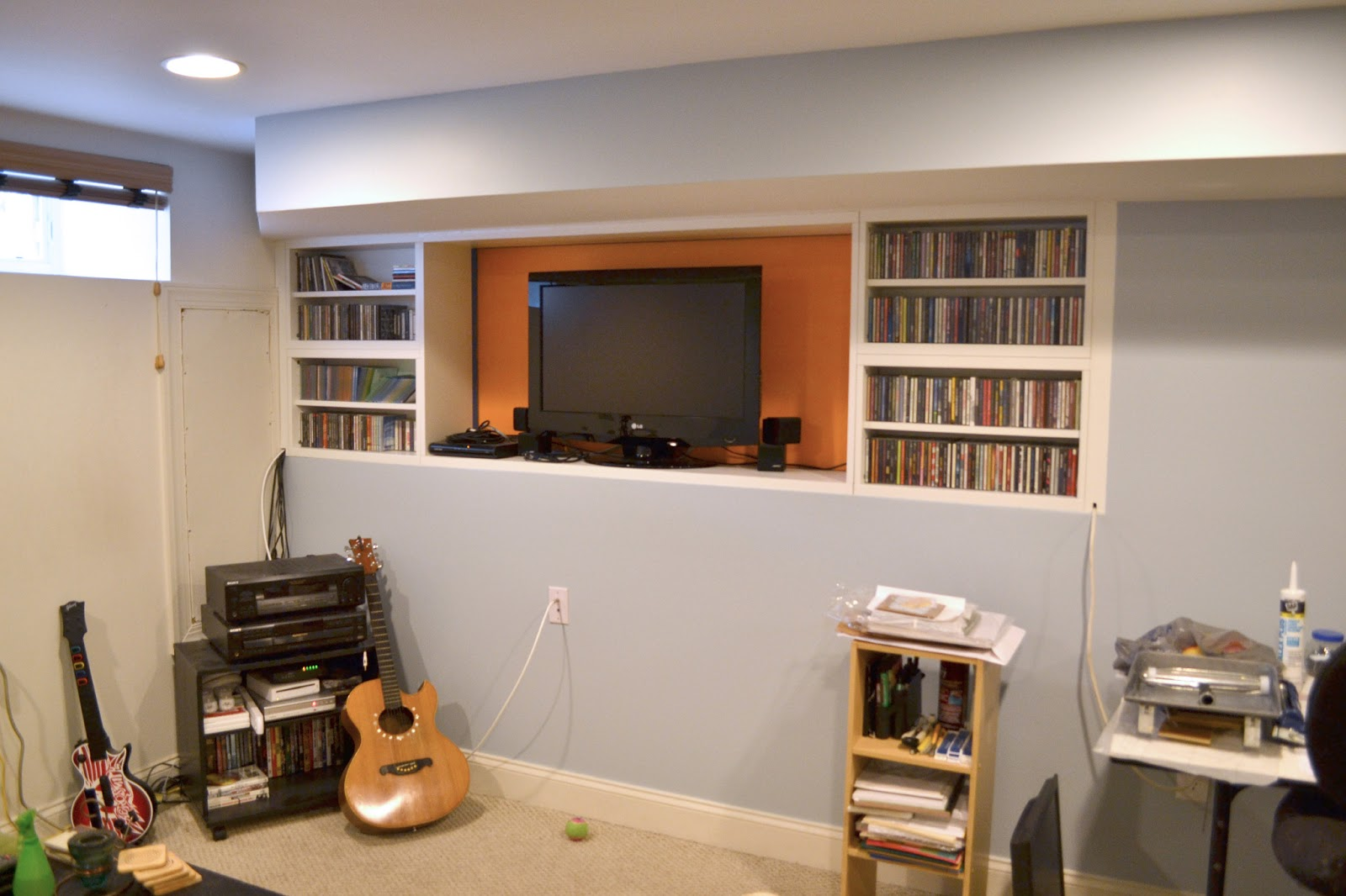 Basement Renovation: Part I