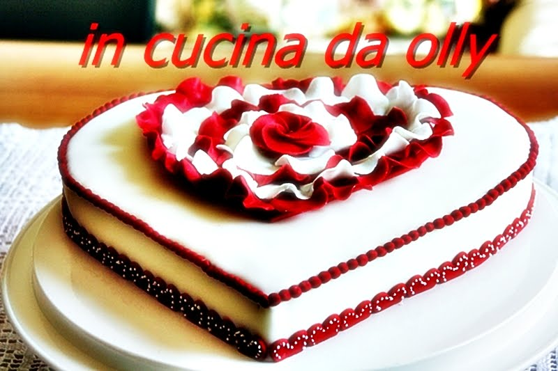 in cucina da Olly............