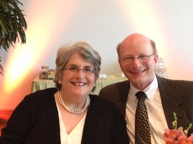 The Team: David and Jo Ann