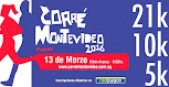 Corré Montevideo (21k - 10k - 5k, Kibón, 13/mar/2016)