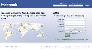 signup facebook