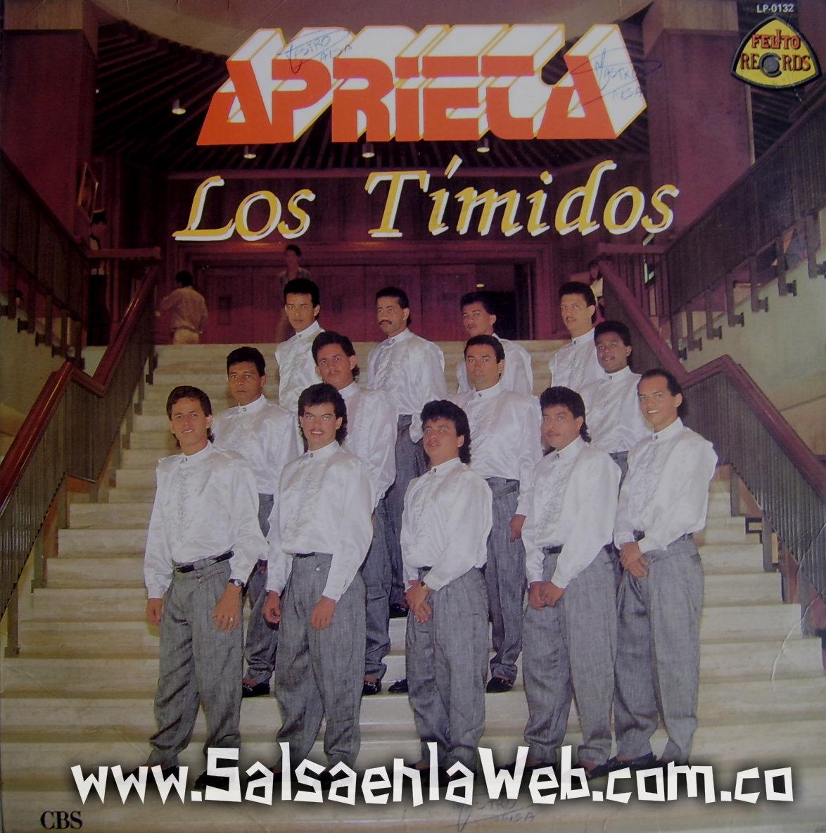 ►  Los Tímidos - Aprieta