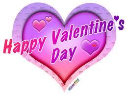 *HAPPY  ST. VALENTINE'S DAY!!!!