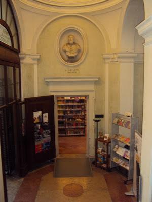 biblioteca ariostea ragazzi Ferrara