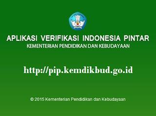 APLIKASI VERIFIKASI INDONESIA PINTAR