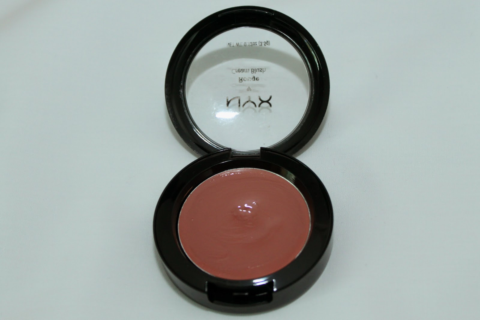 NYX ROUGE CREAM BLUSH - TEA ROSE
