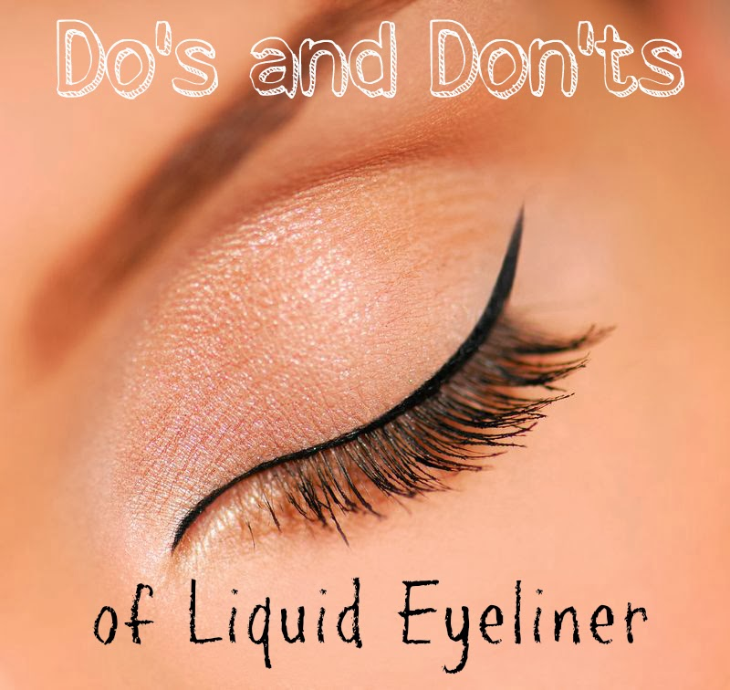 Younique By Kristen Morton Dos And Donts Of Liquid Eyeliner