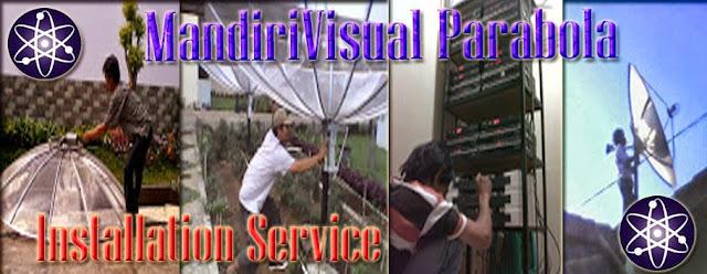 Jasa Pasang AntenaTV & Parabola