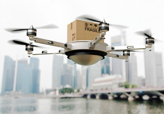 SingPost trials mail delivery by drone with help from IDA