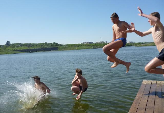 Пляжи Белгорода непригодны для купания