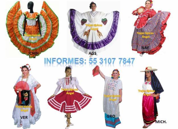 trajes regionales mexicanos por estado   imagui