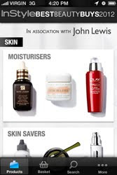 InStyle launches first Best Beauty Buys app
