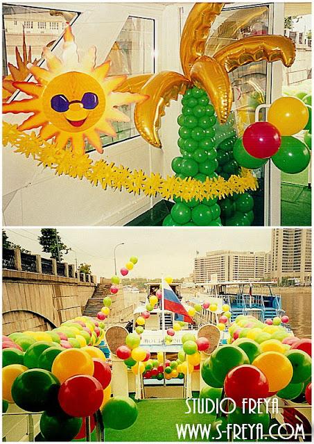 декор детского праздника